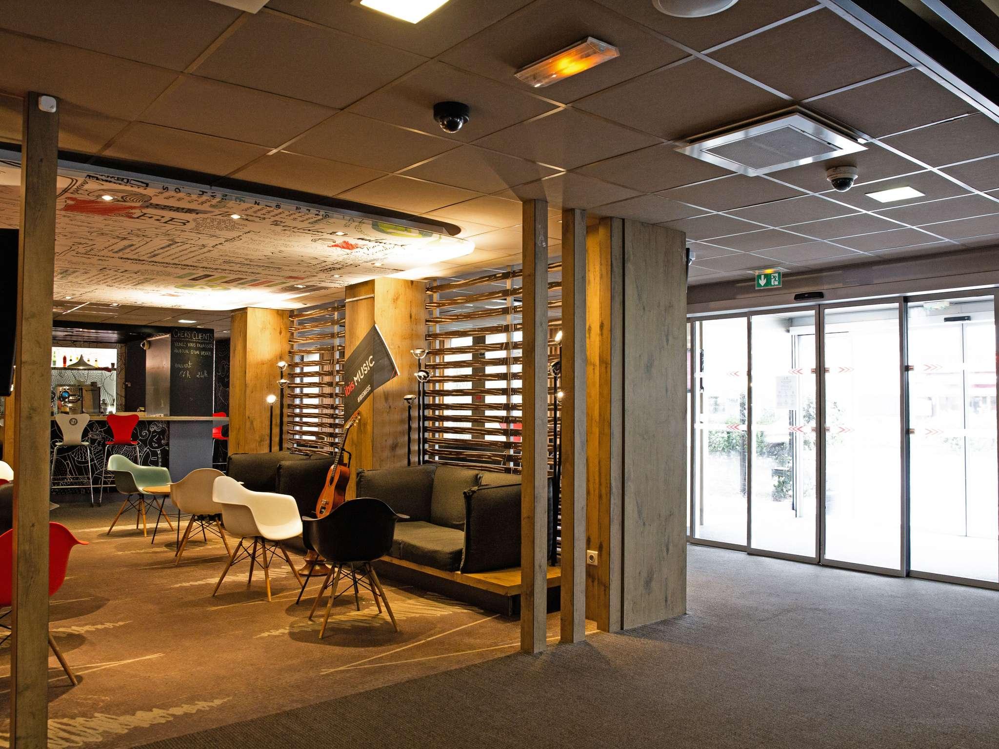 酒店 – 宜必思巴黎PORTE D'ORLEANS酒店