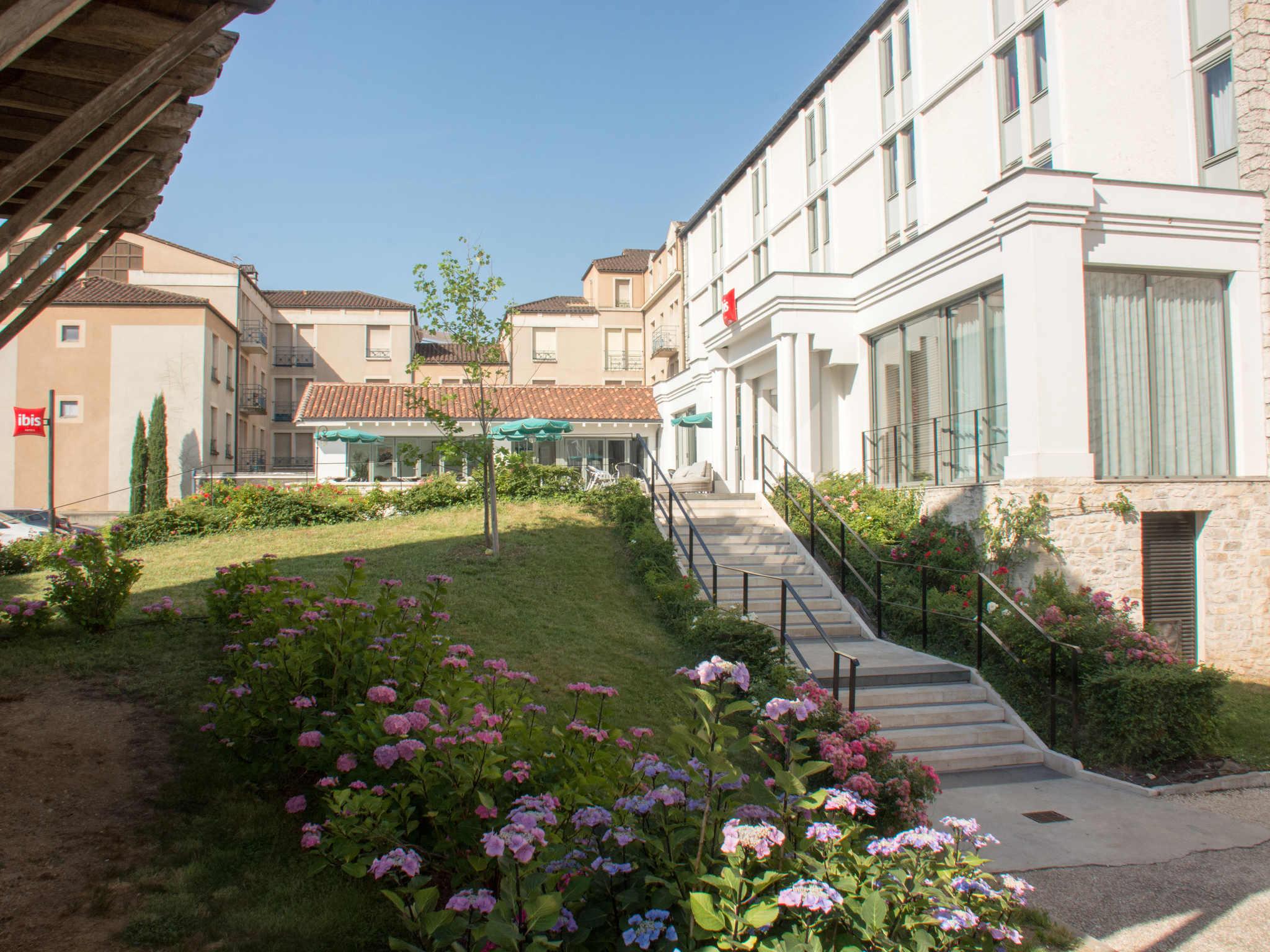โรงแรม – ibis Périgueux Centre