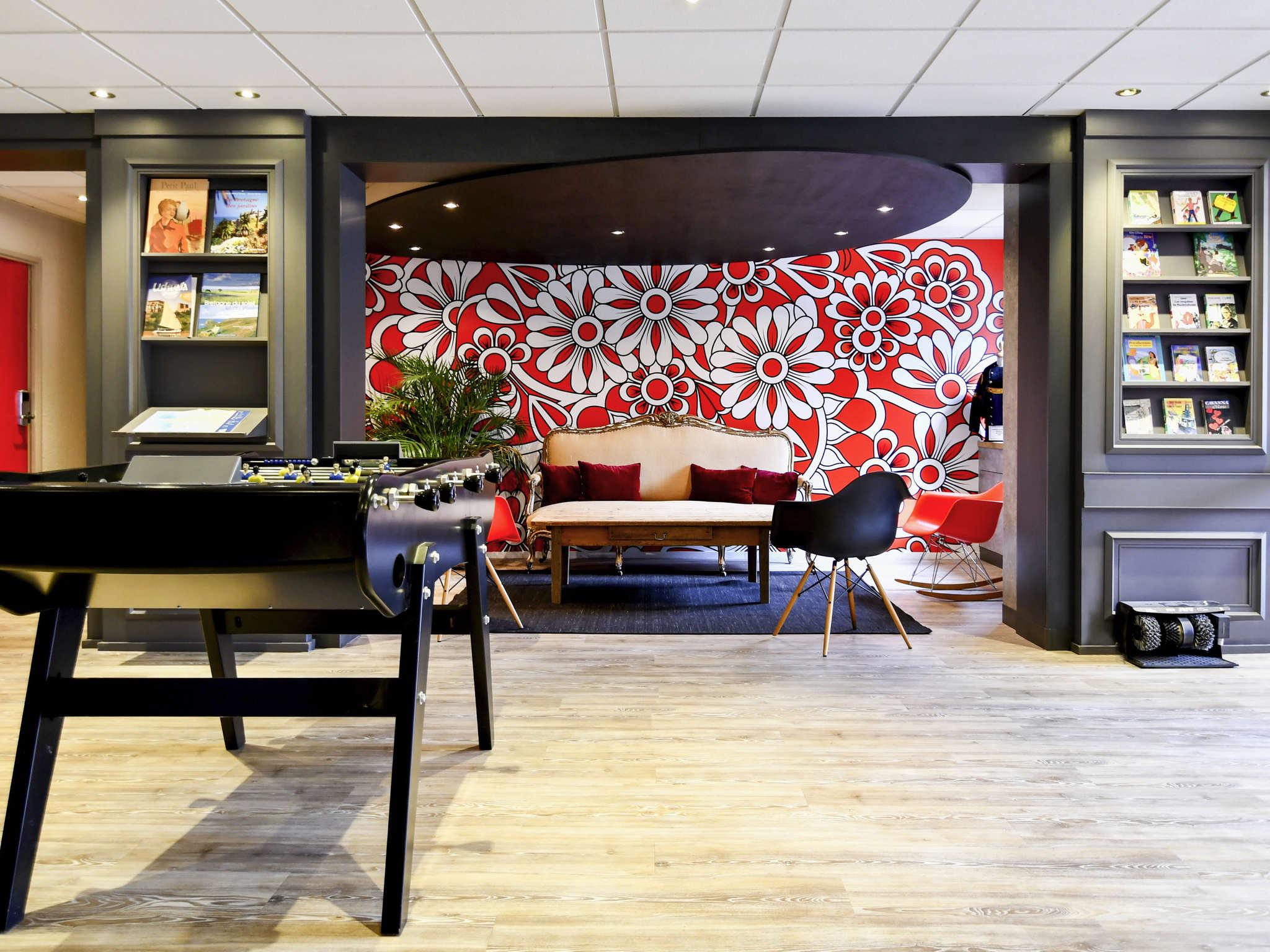酒店 – 宜必思坎佩尔酒店