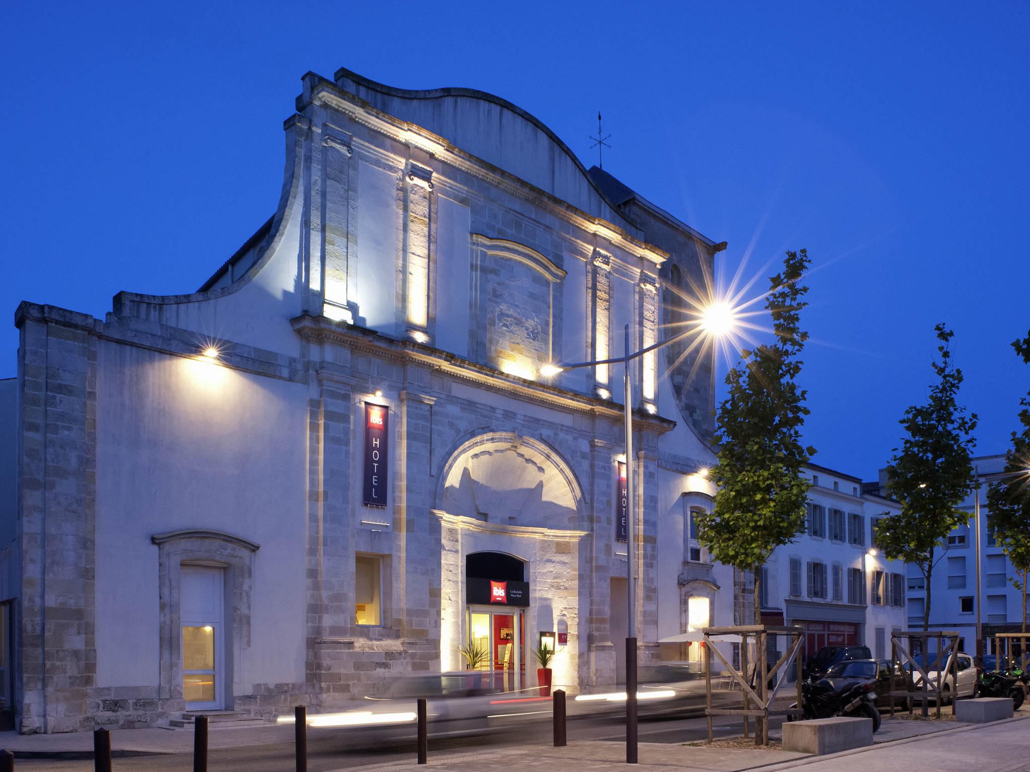 호텔 – ibis La Rochelle Vieux-Port