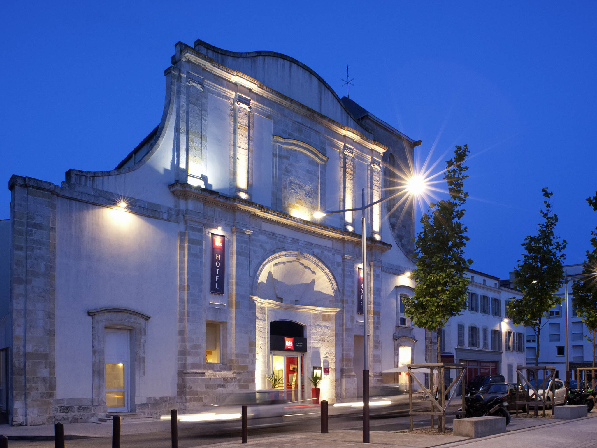 Hotel – ibis La Rochelle Vieux-Port