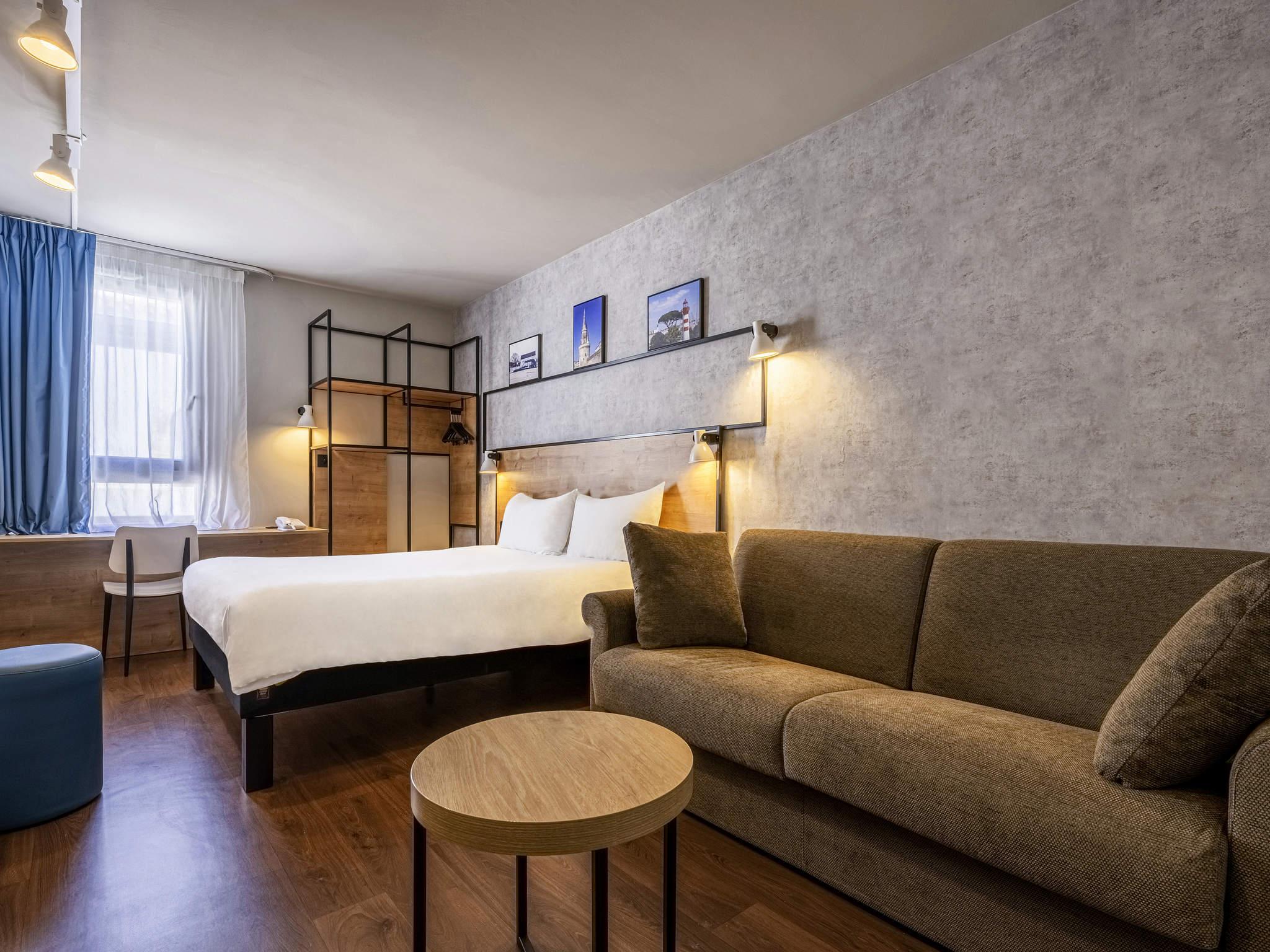hotel ibis la rochelle vieux port