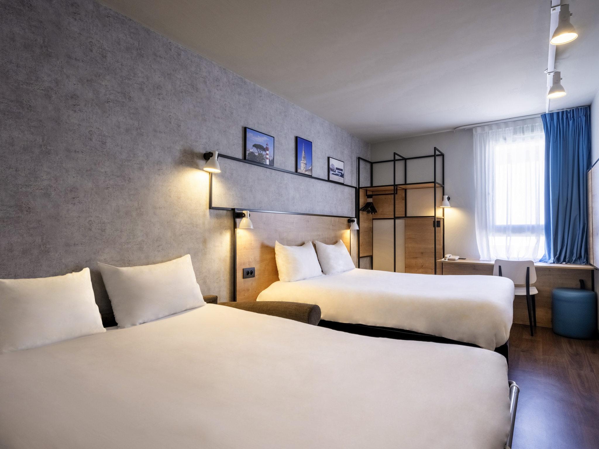 ... Rooms   Ibis La Rochelle Vieux Port ...