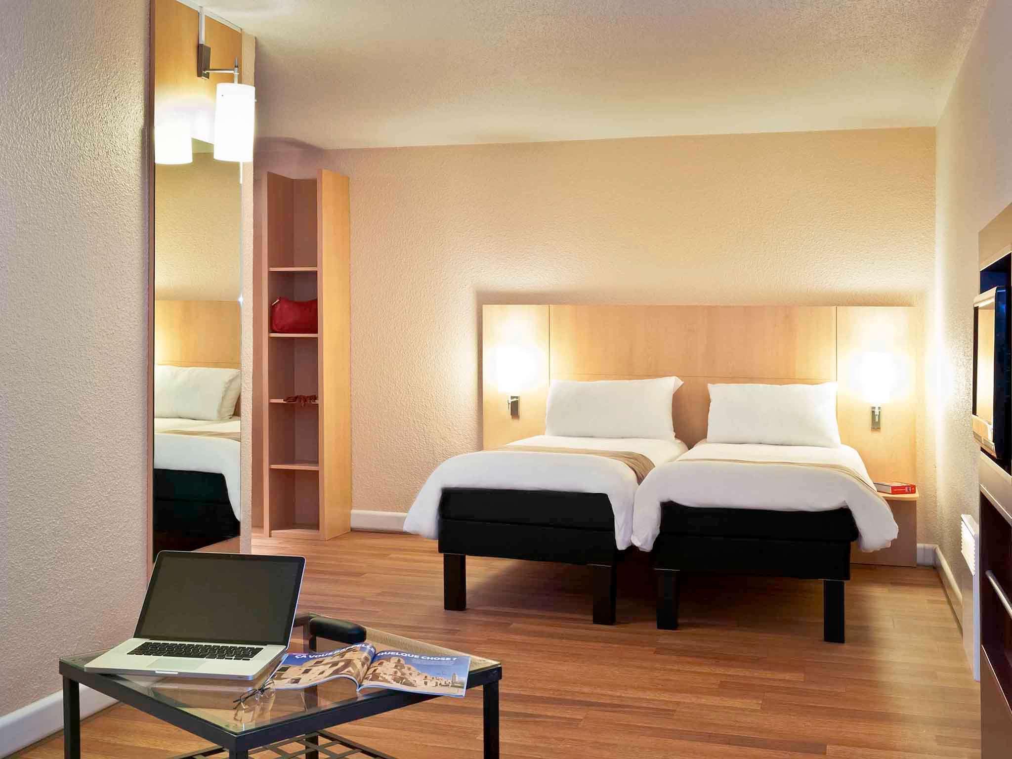 Отель — ibis Lille Tourcoing Centre