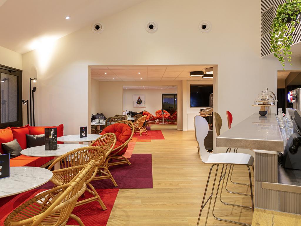 Restaurant Campanile Jou Ef Bf Bd Les Tours
