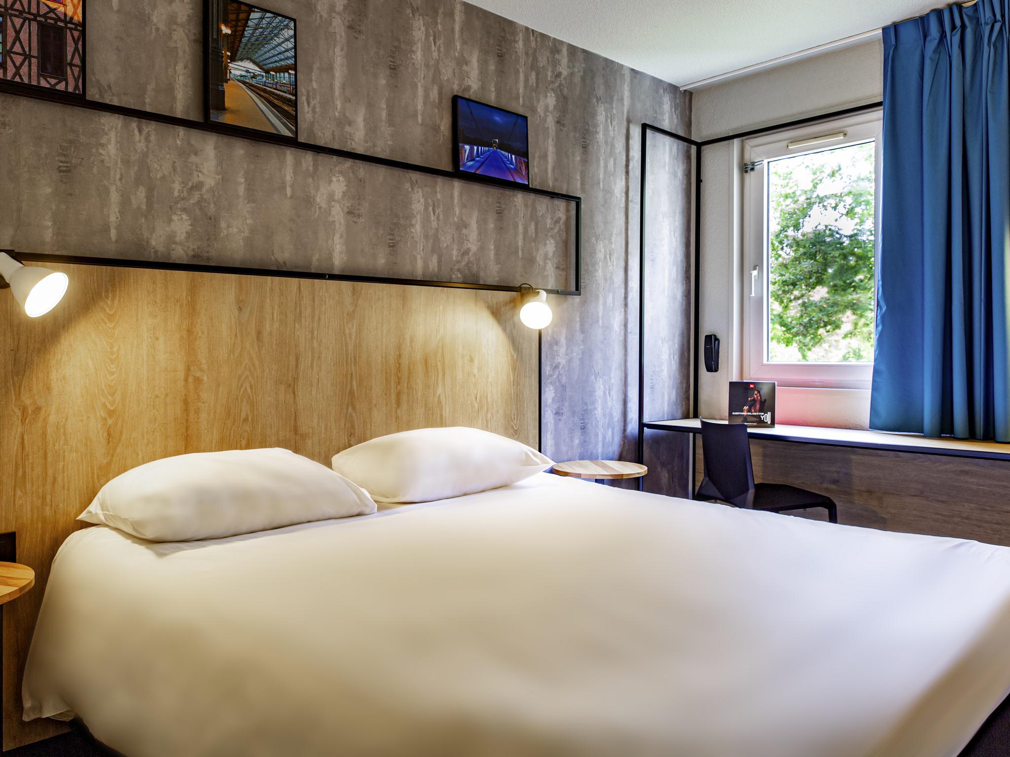 h tel chambray les tours ibis tours sud. Black Bedroom Furniture Sets. Home Design Ideas