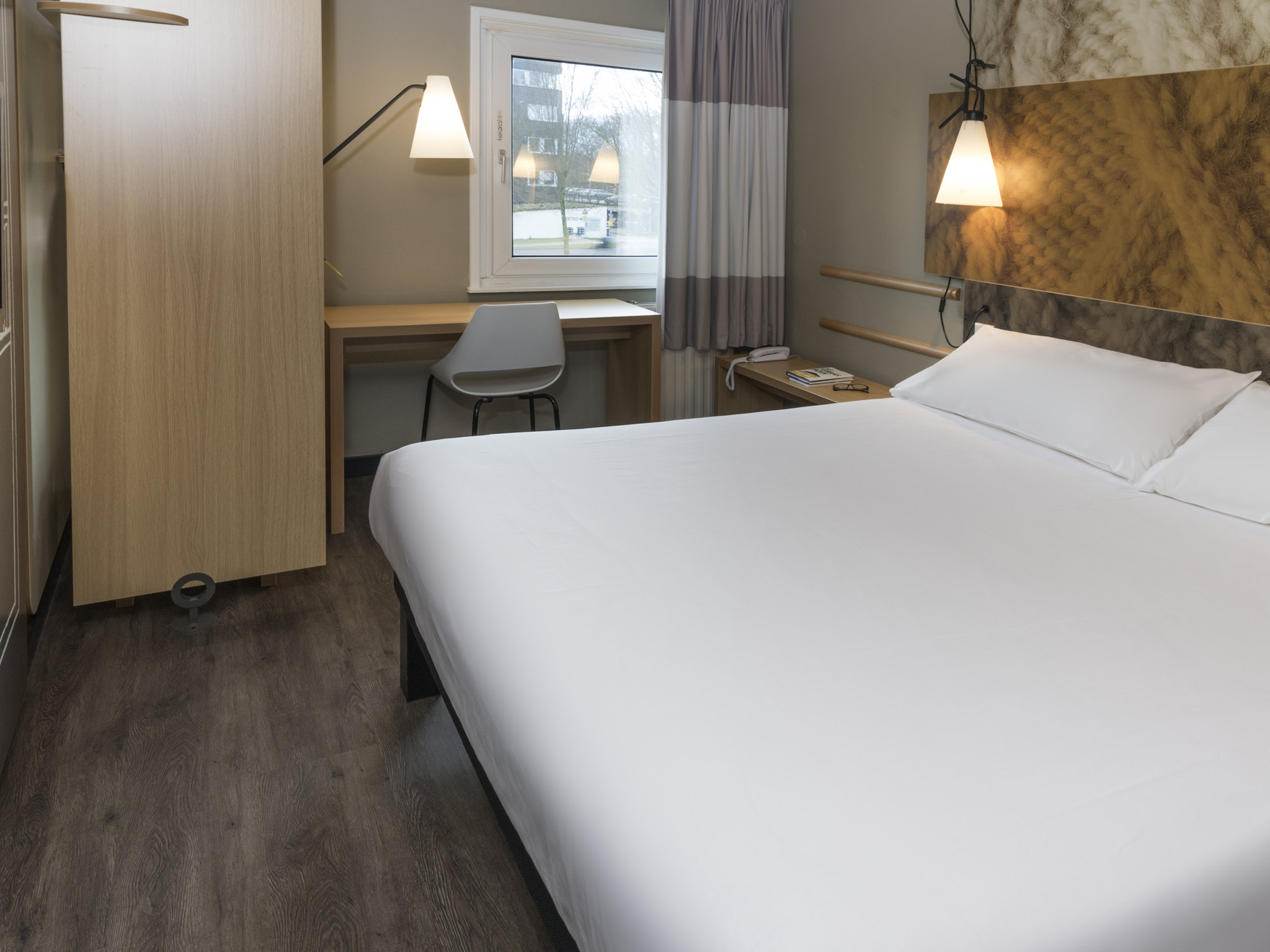 호텔 – ibis Tilburg
