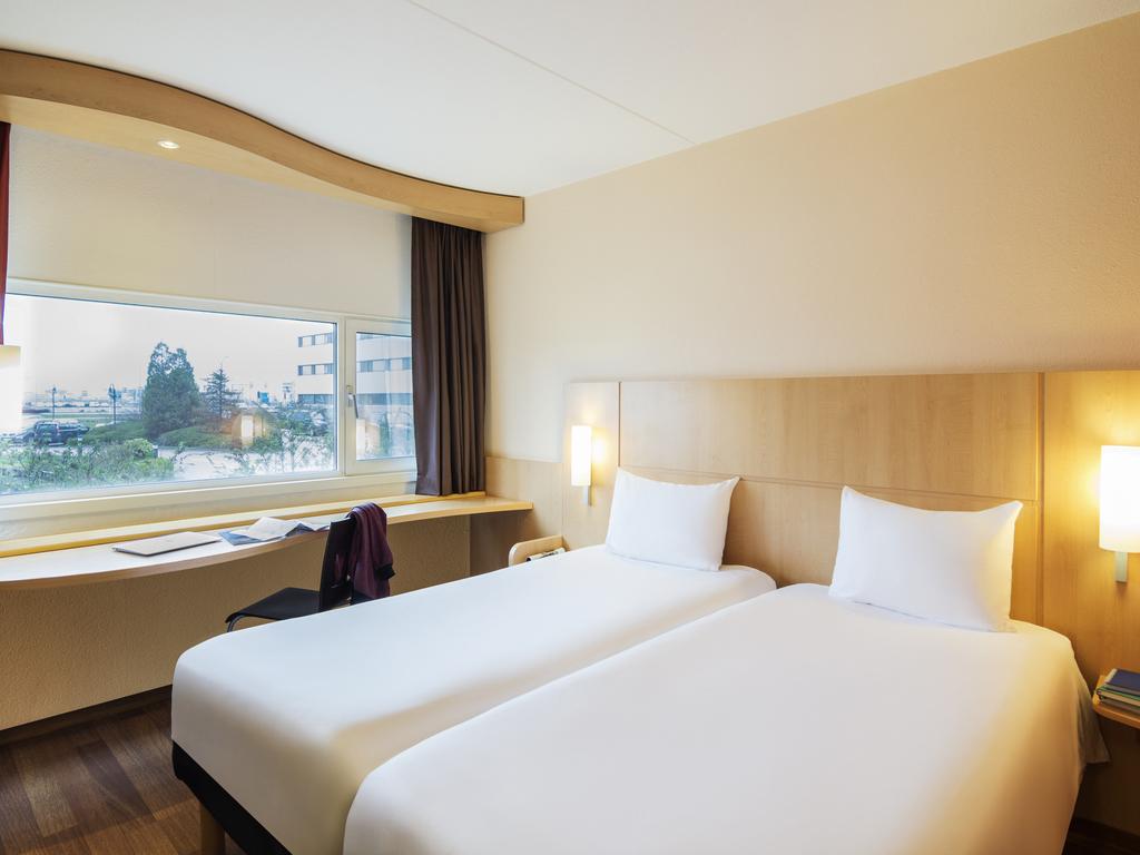 Hotels bij Schiphol: ibis Amsterdam Airport