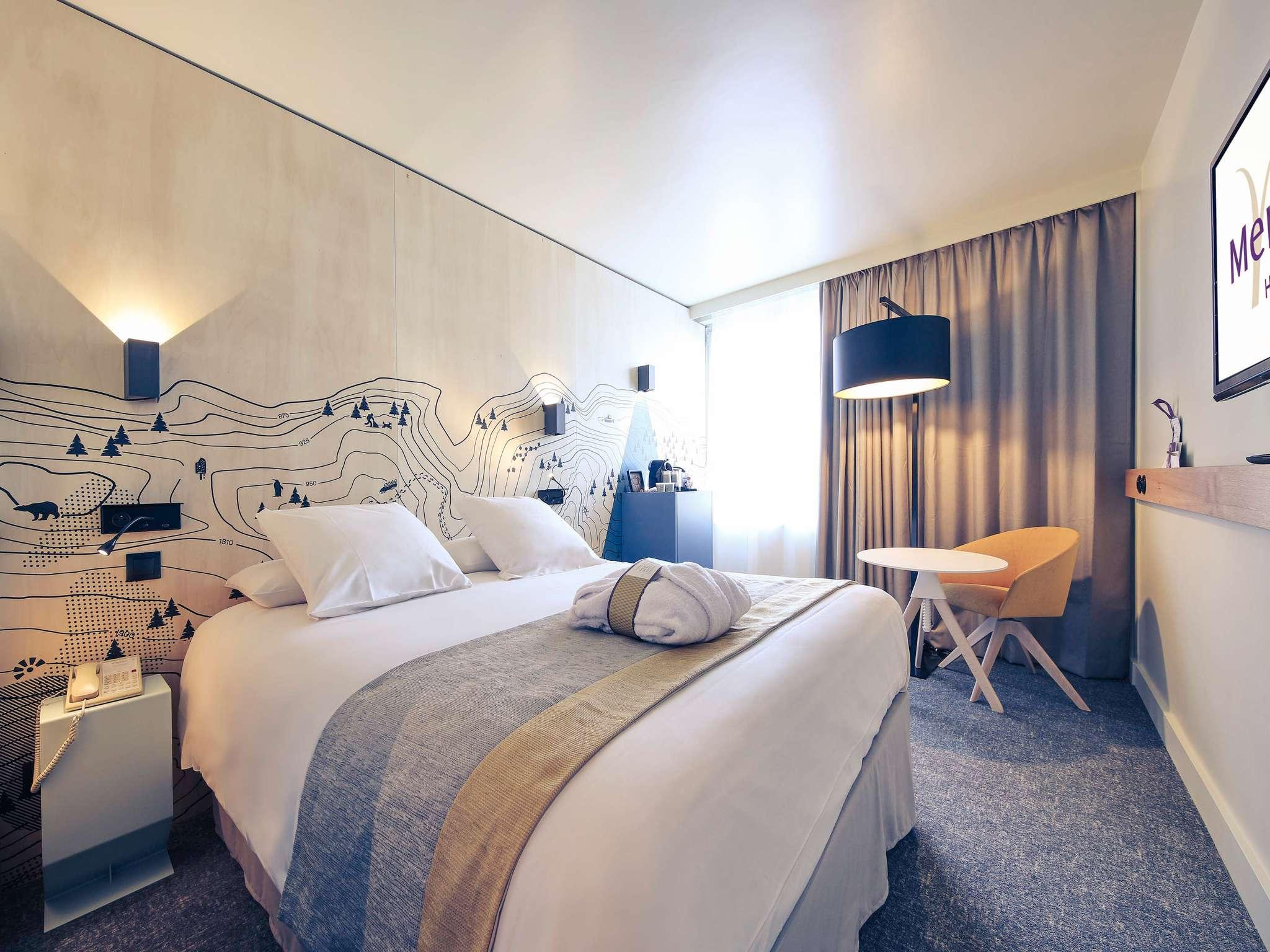 โรงแรม – Hôtel Mercure Grenoble Centre Alpotel