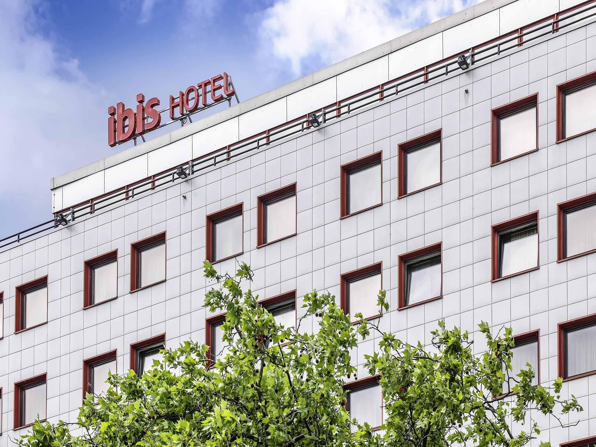 Отель — ibis Берлин Мессе