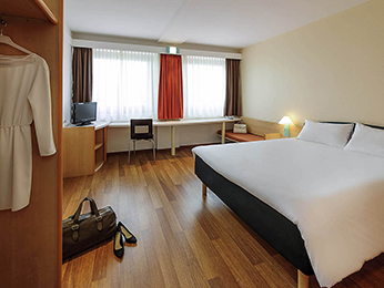 Chambres - ibis Berlin Messe