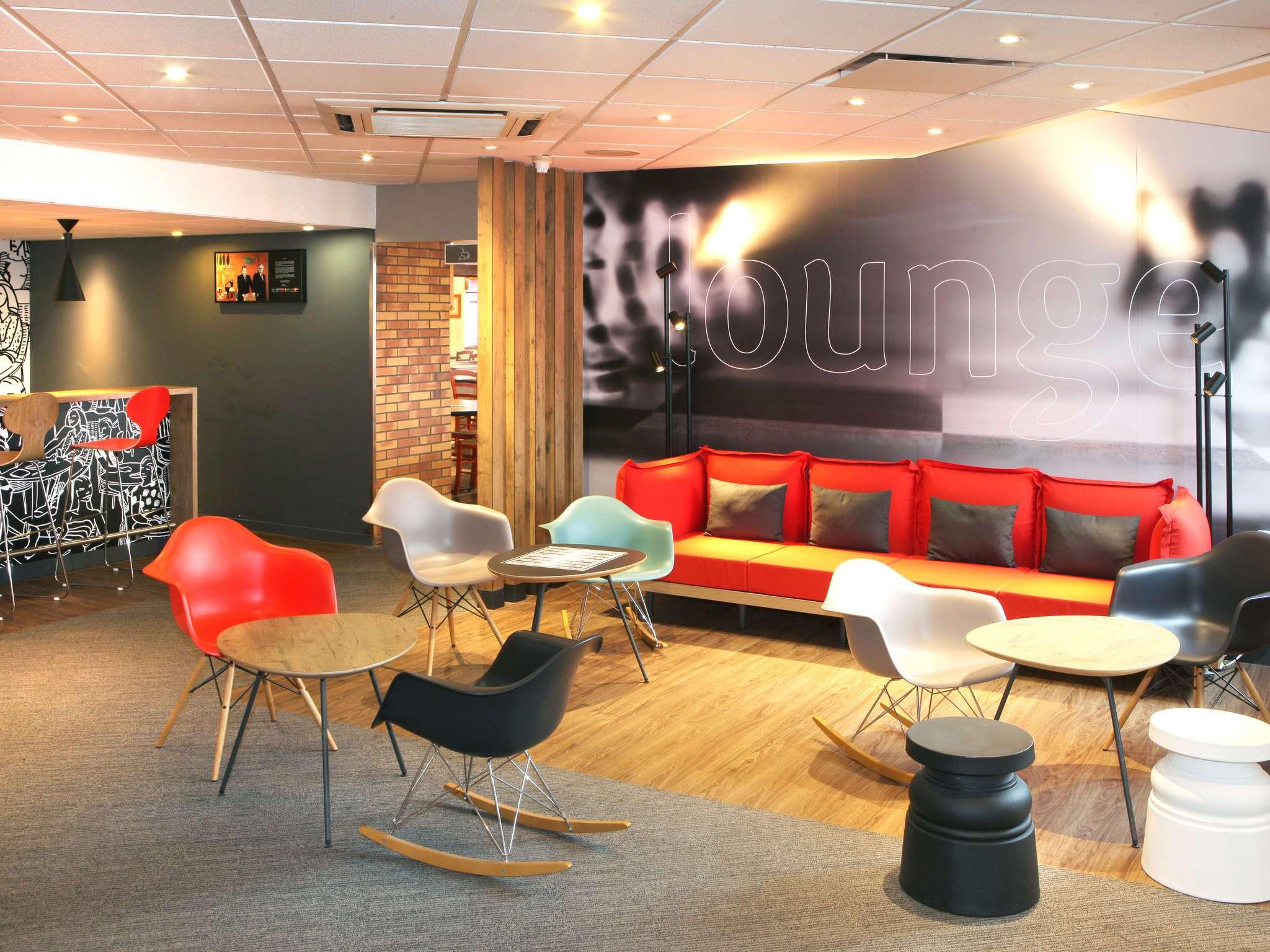โรงแรม – ibis Poitiers Sud