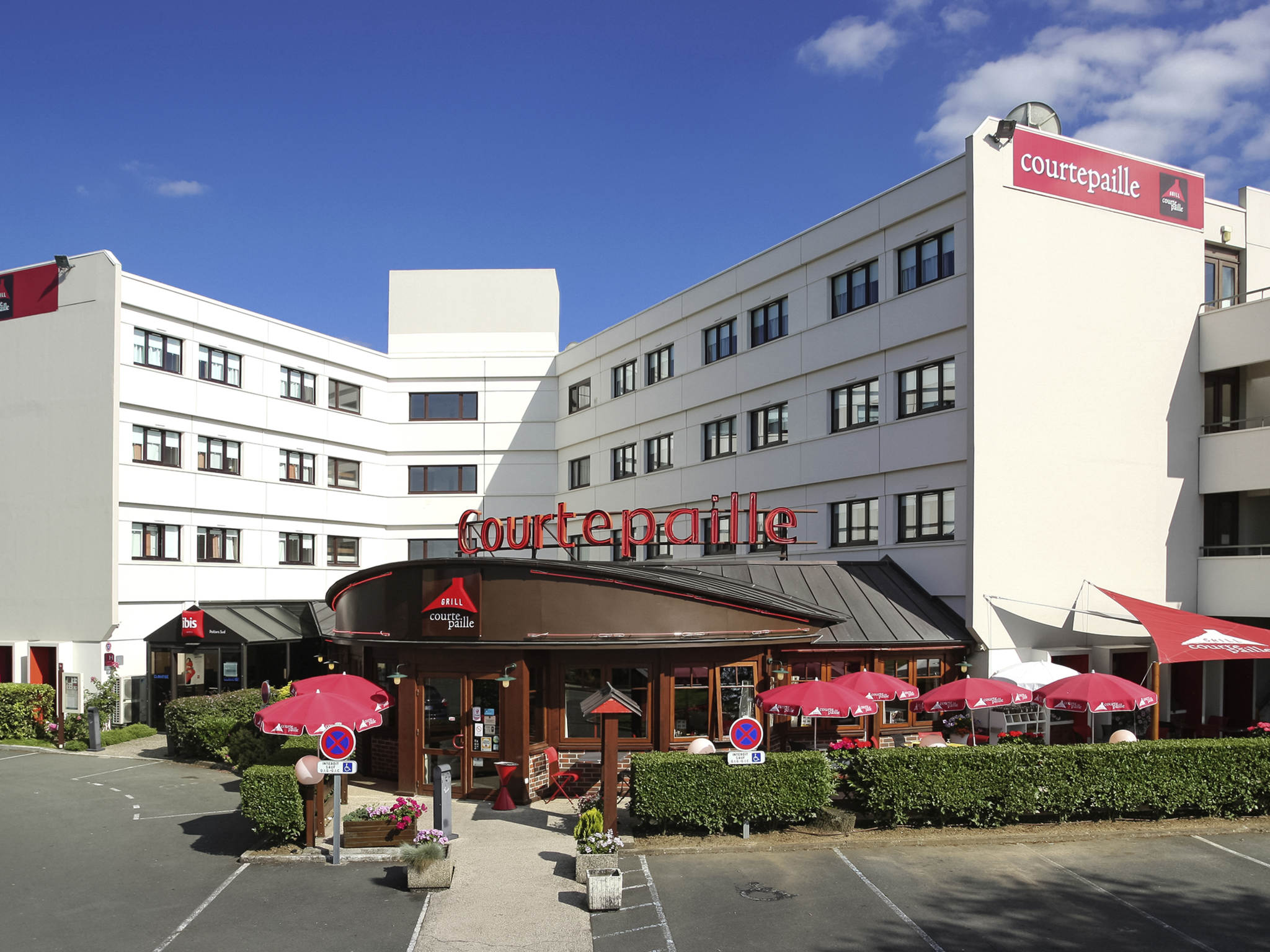 Hotel – ibis Poitiers Sud