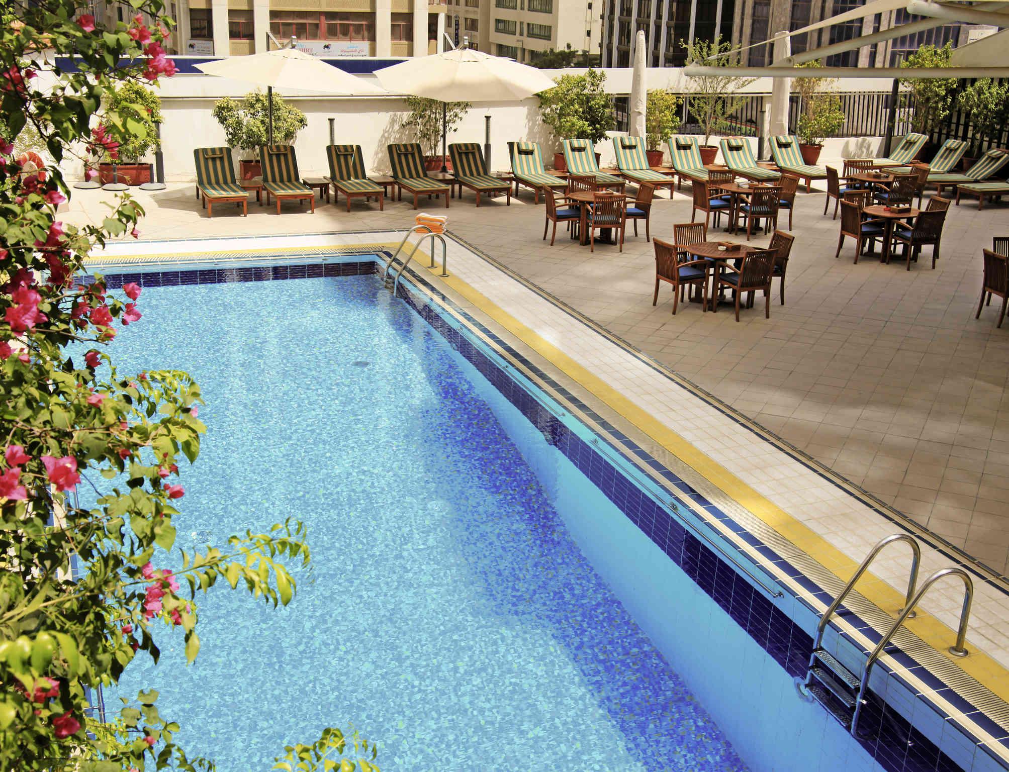 Hotel Mercure Abu Dhabi Centre
