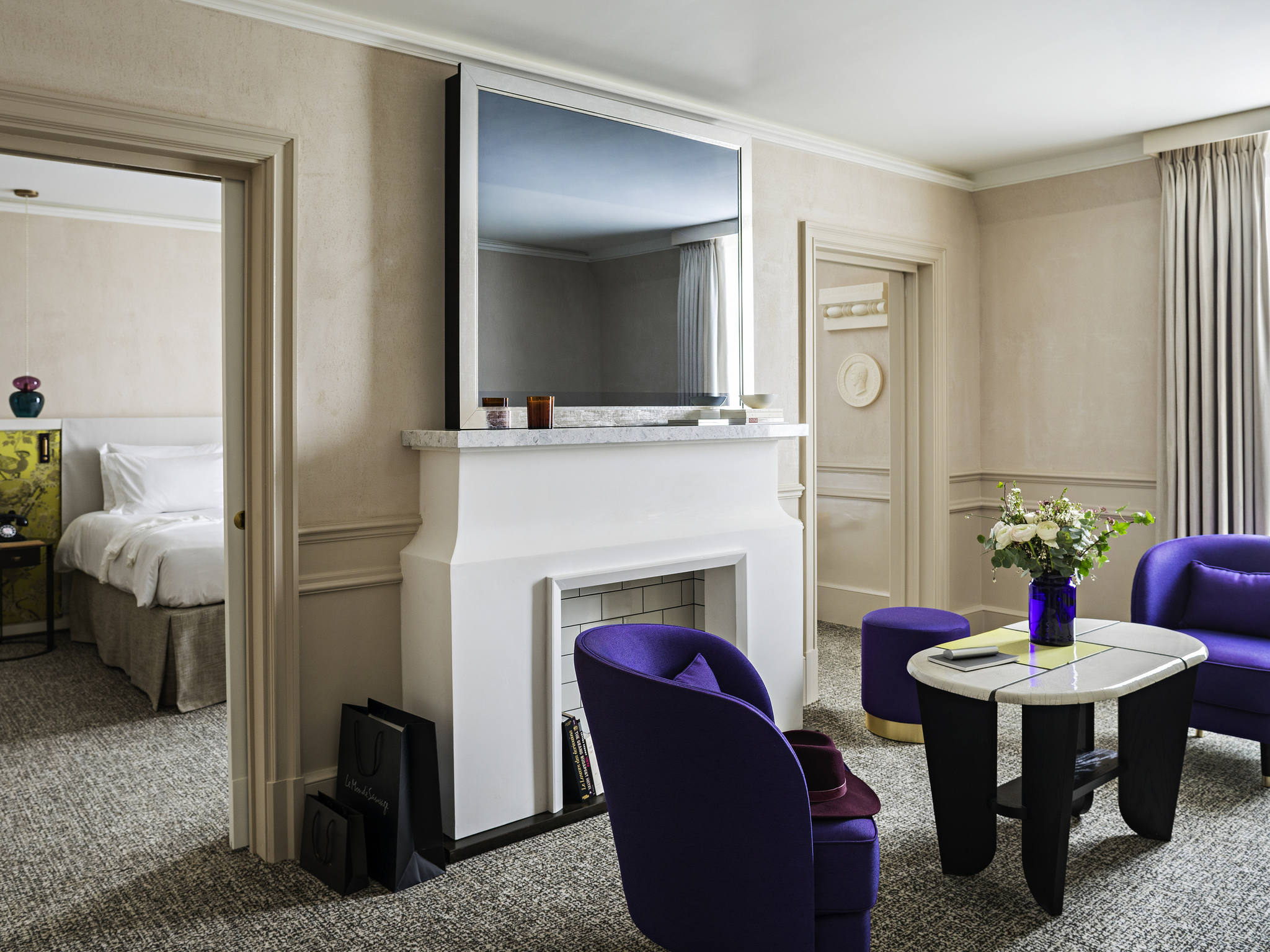 فندق - فندق سكريب باريس أوبرا بإدارة سوفيتل Sofitel