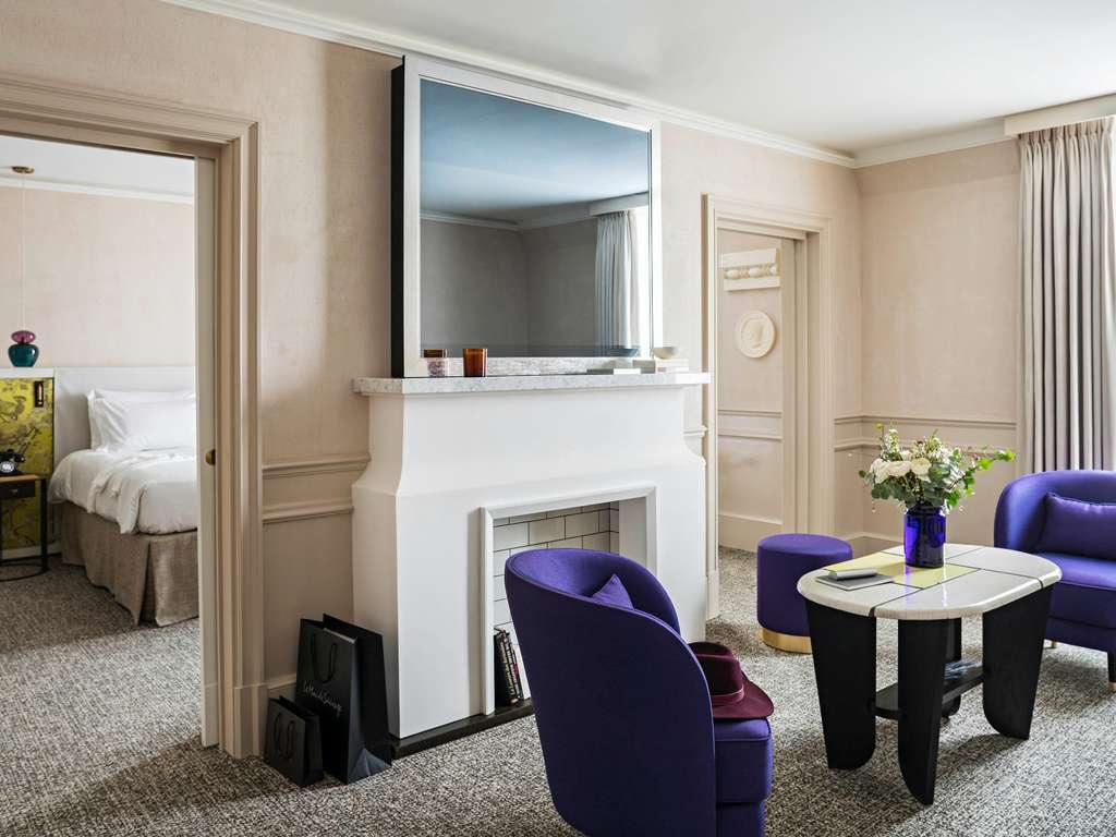 Hotel de luxe paris scribe paris op ra by sofitel for Salon indien
