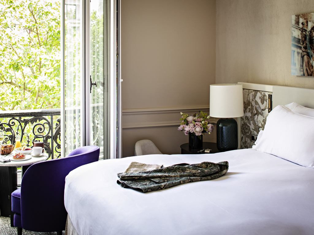 e20947f4283 Luxury hotel PARIS – Le Scribe Paris Opéra by Sofitel
