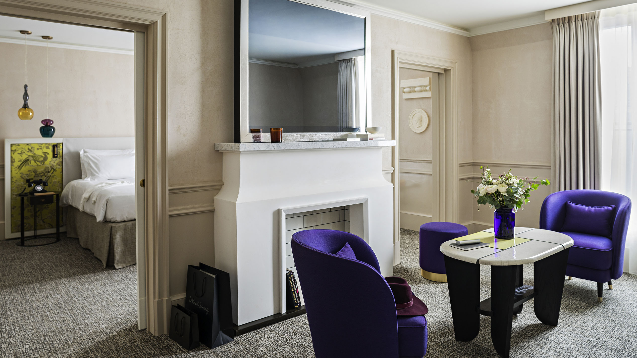 luxury hotel paris scribe paris op ra by sofitel. Black Bedroom Furniture Sets. Home Design Ideas