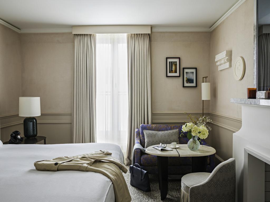 hôtel de luxe paris 15