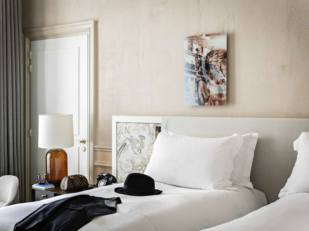 Luxury Hotel Paris Scribe Paris Op Ra By Sofitel