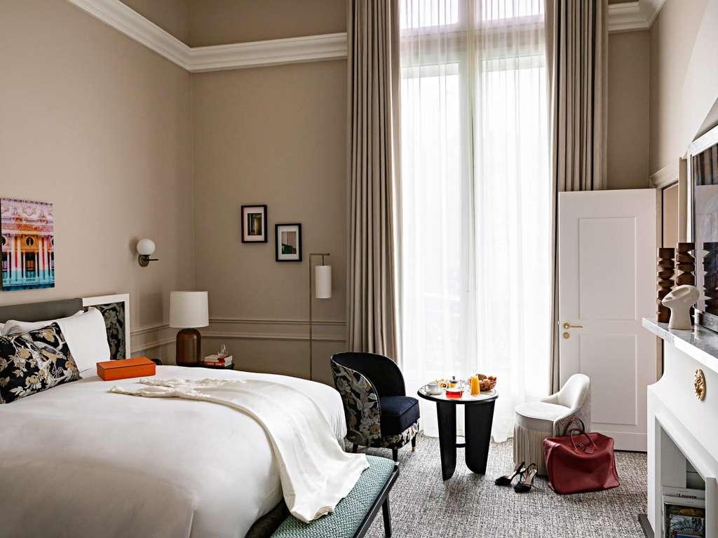 Hotel in Parijs - Scribe Paris Opera hotel van Sofitel