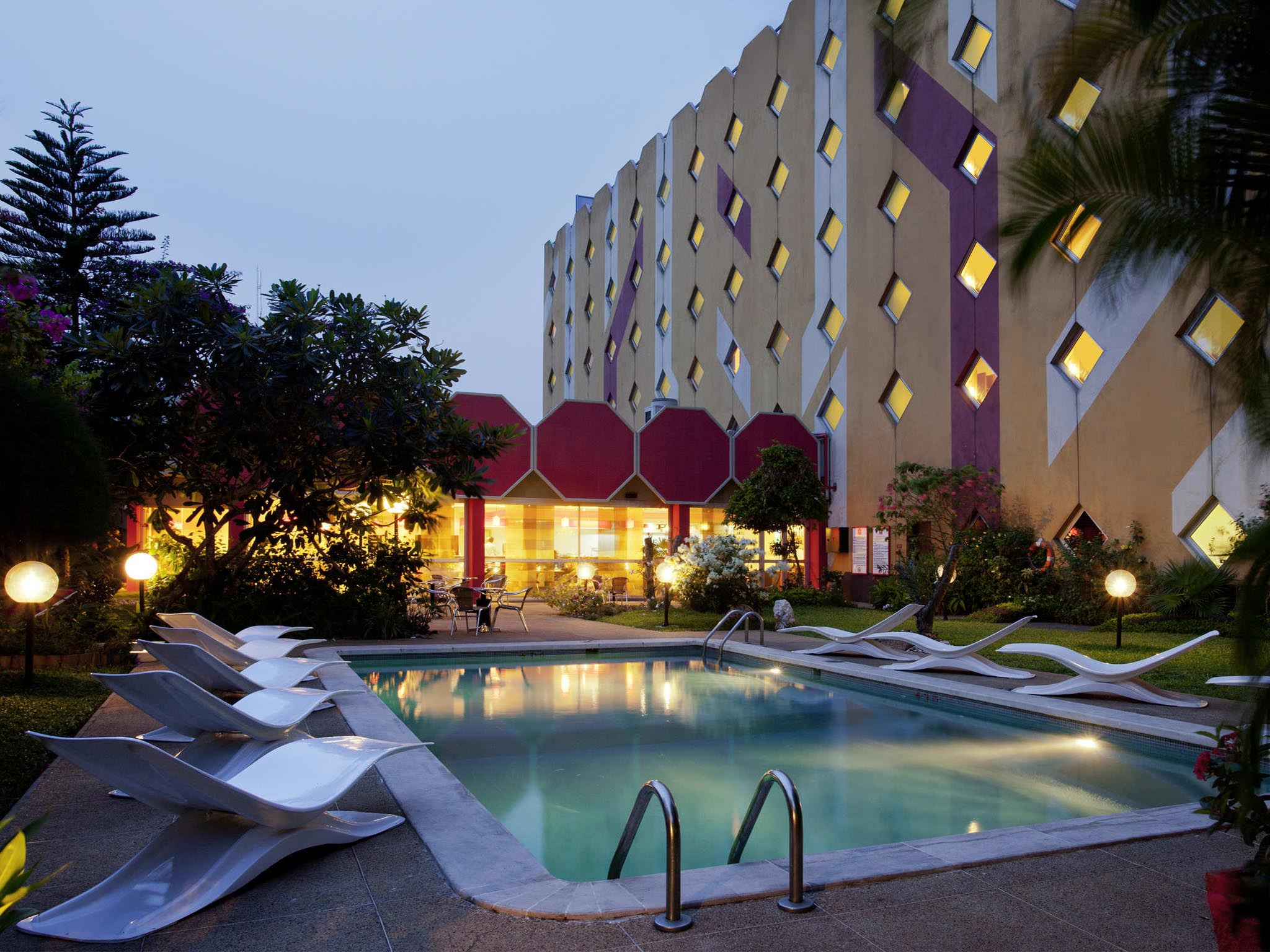 Hotel Ibis Plateau Abidjan