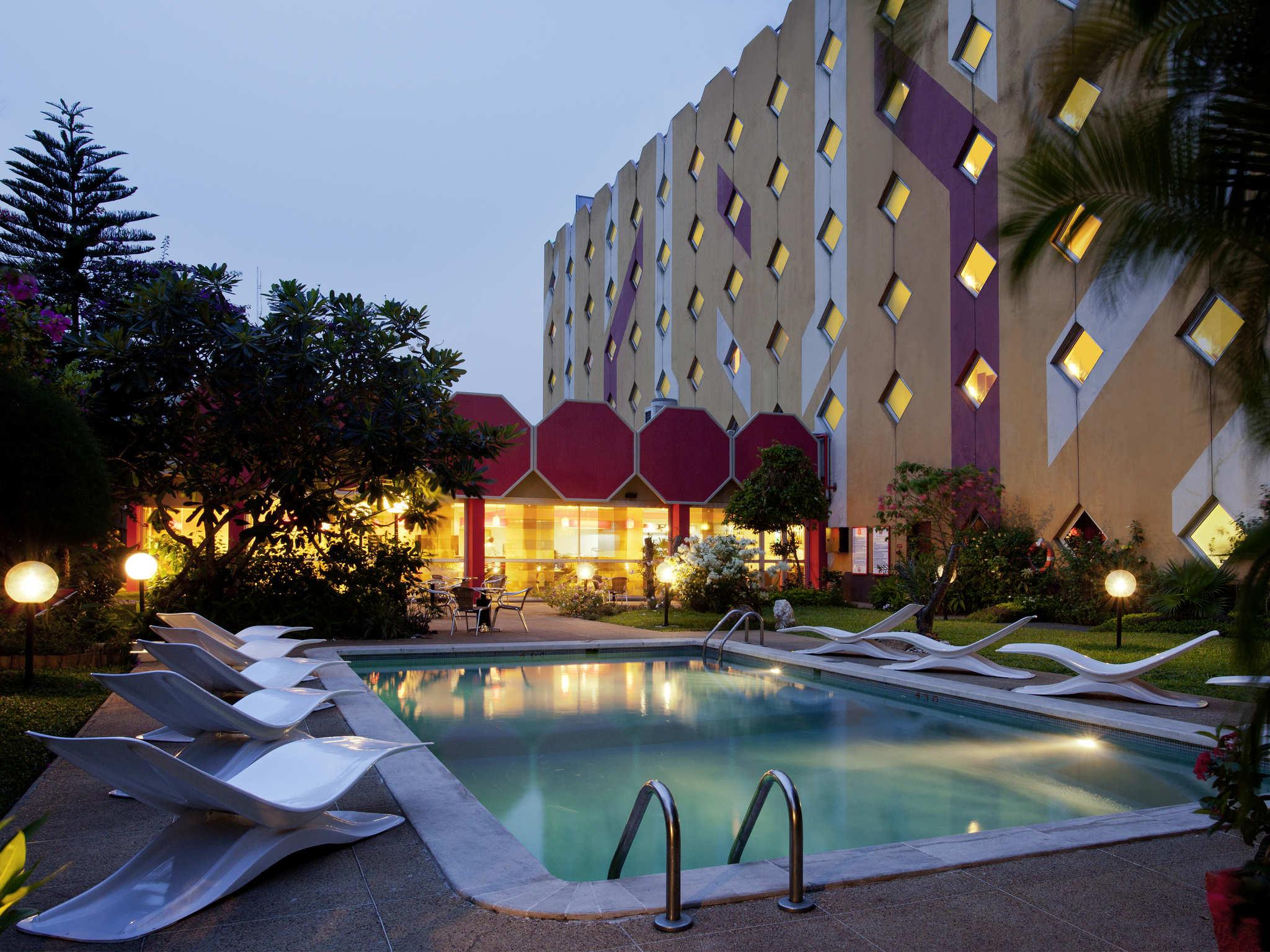 酒店 – 宜必思阿比让圣马尔科里酒店