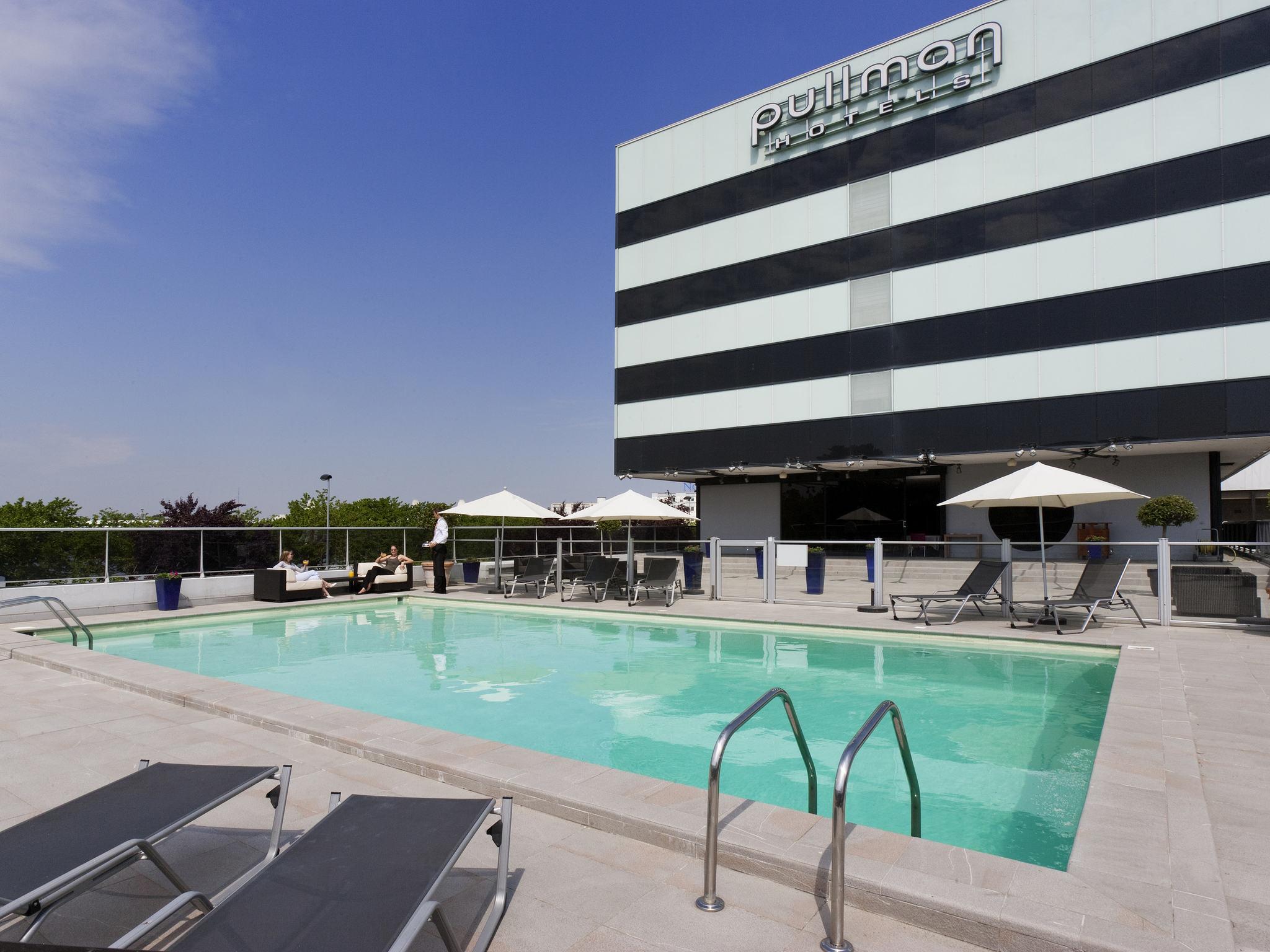 โรงแรม – Pullman Bordeaux Lac