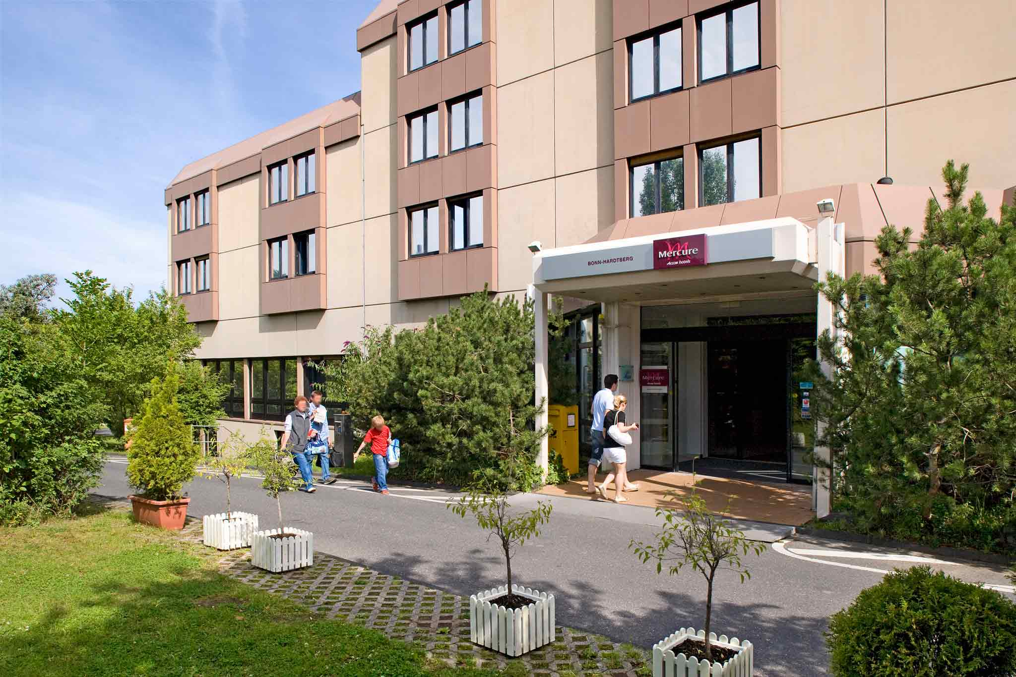Otel – Mercure Hotel Bonn Hardtberg