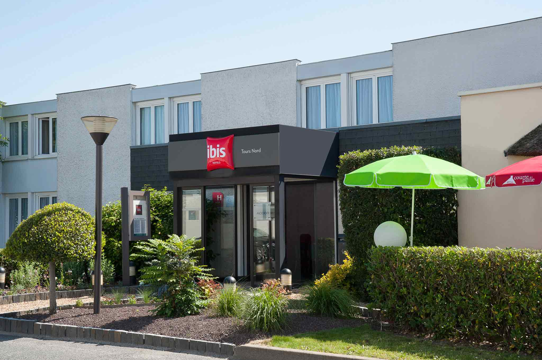 Hotell – ibis Tours Nord
