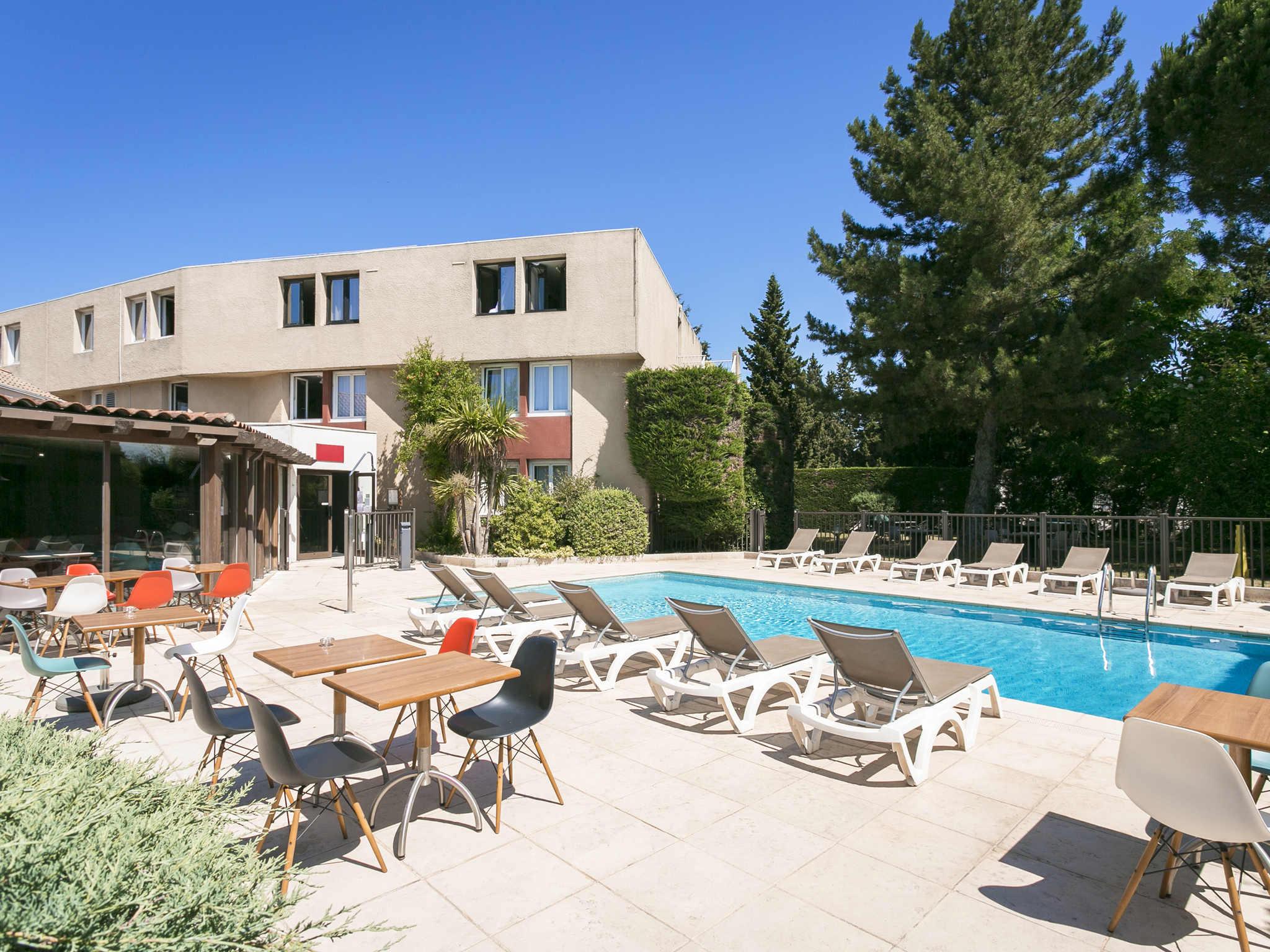 โรงแรม – ibis Avignon Sud