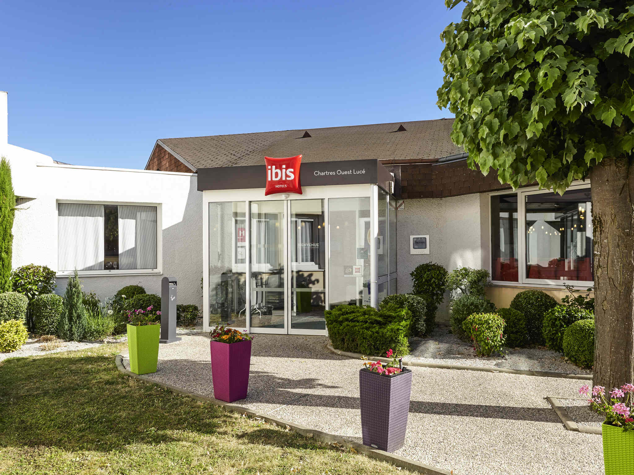 Hotell – ibis Chartres Ouest Lucé