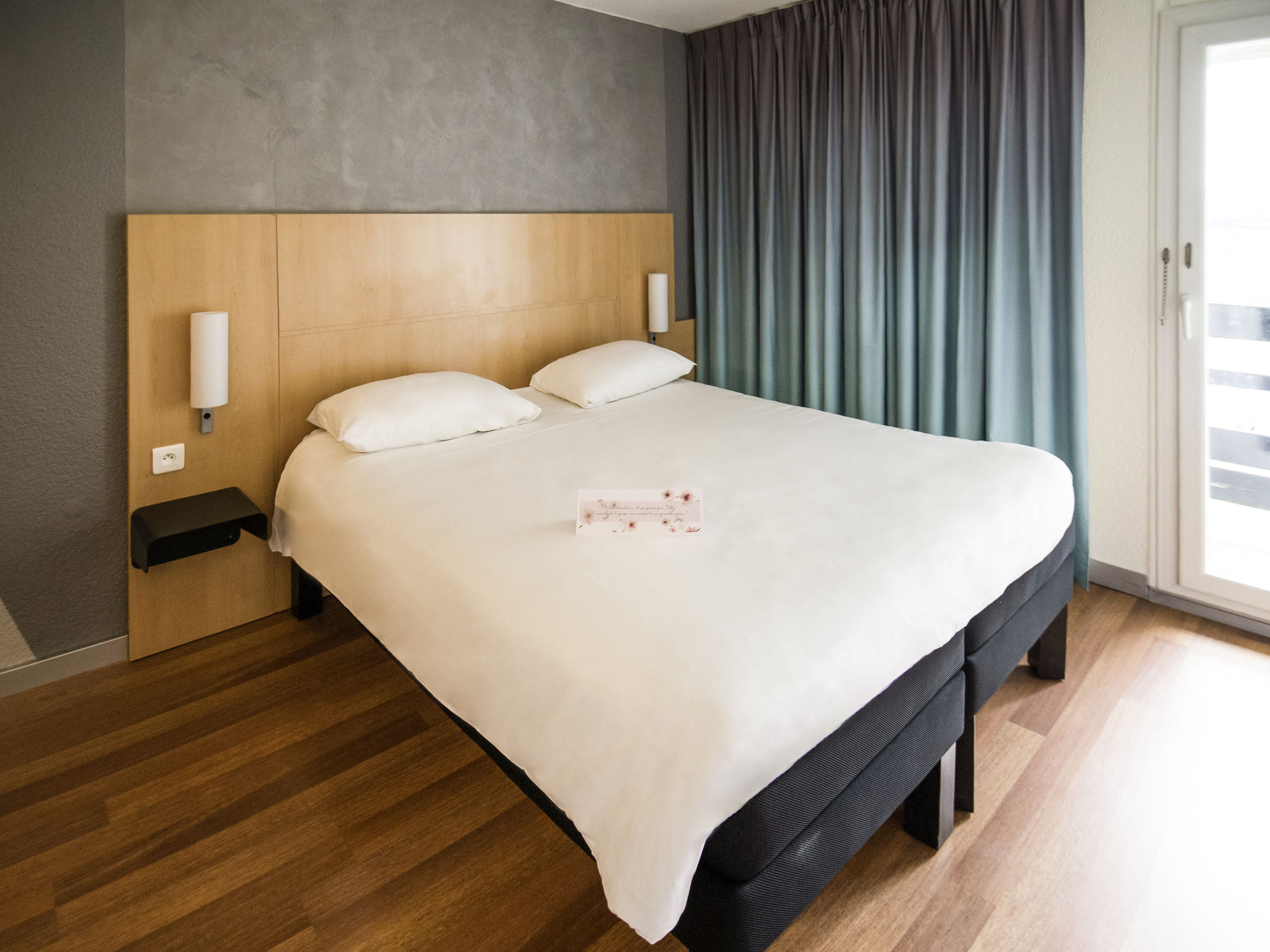 Отель — ibis Rennes Beaulieu