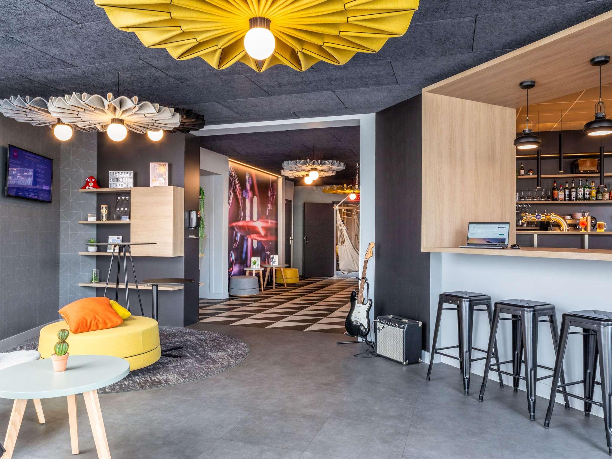 Отель — ibis Compiègne