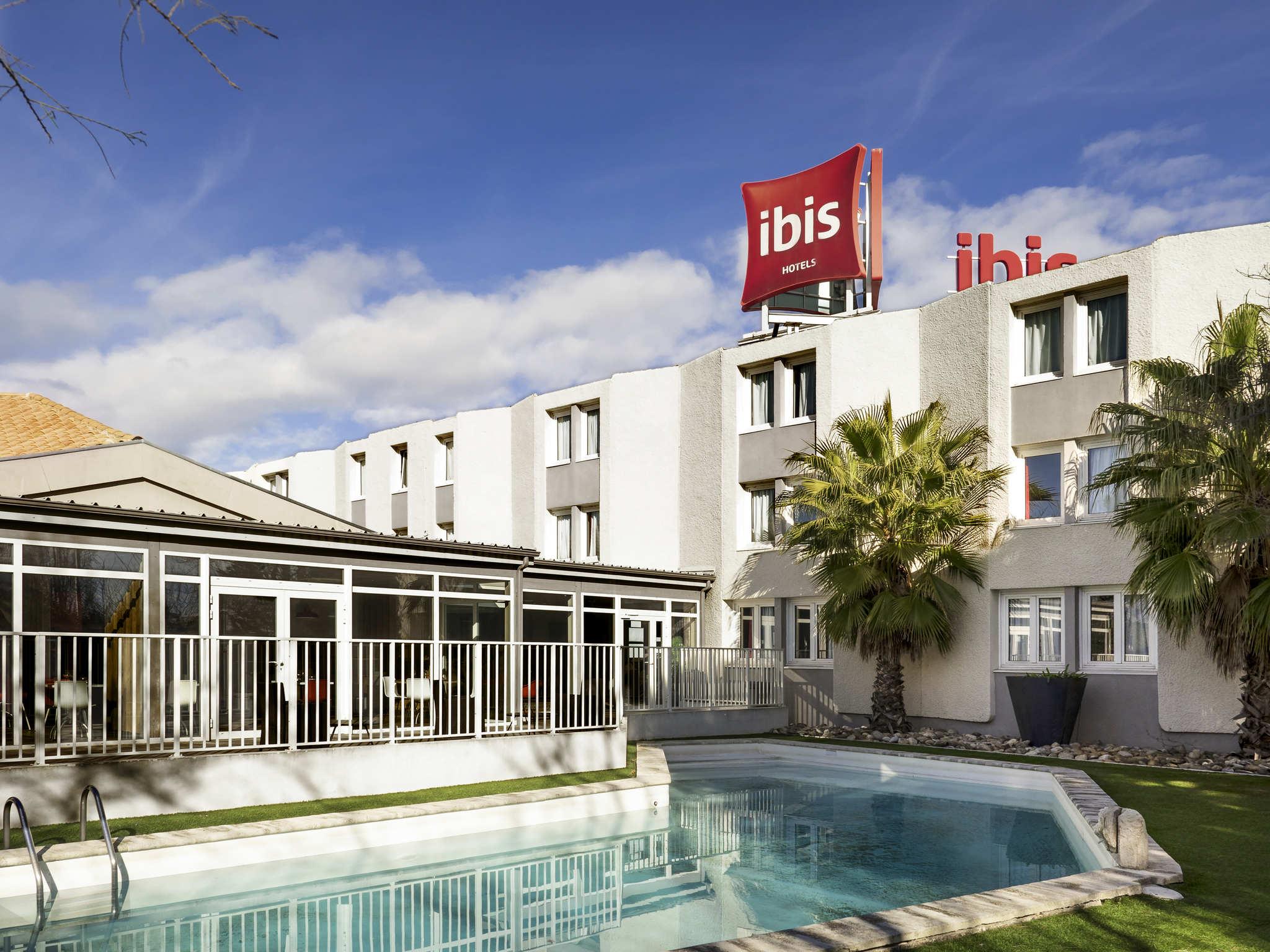 โรงแรม – ibis Arles