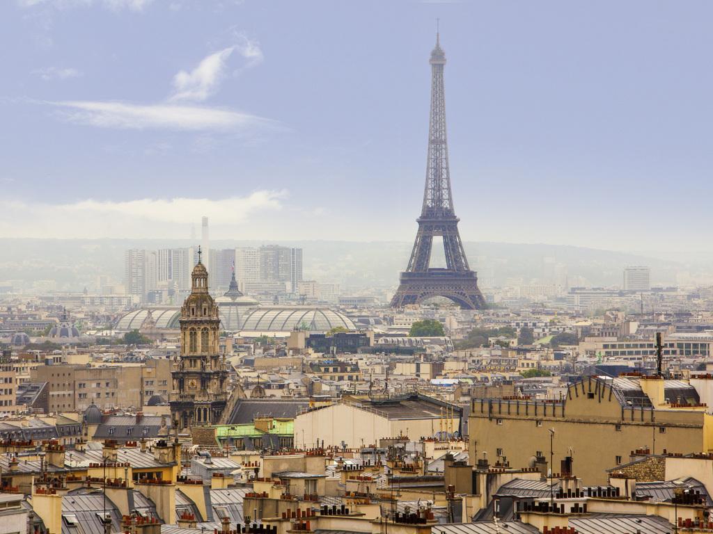 Hotel Ibis Paris Eme