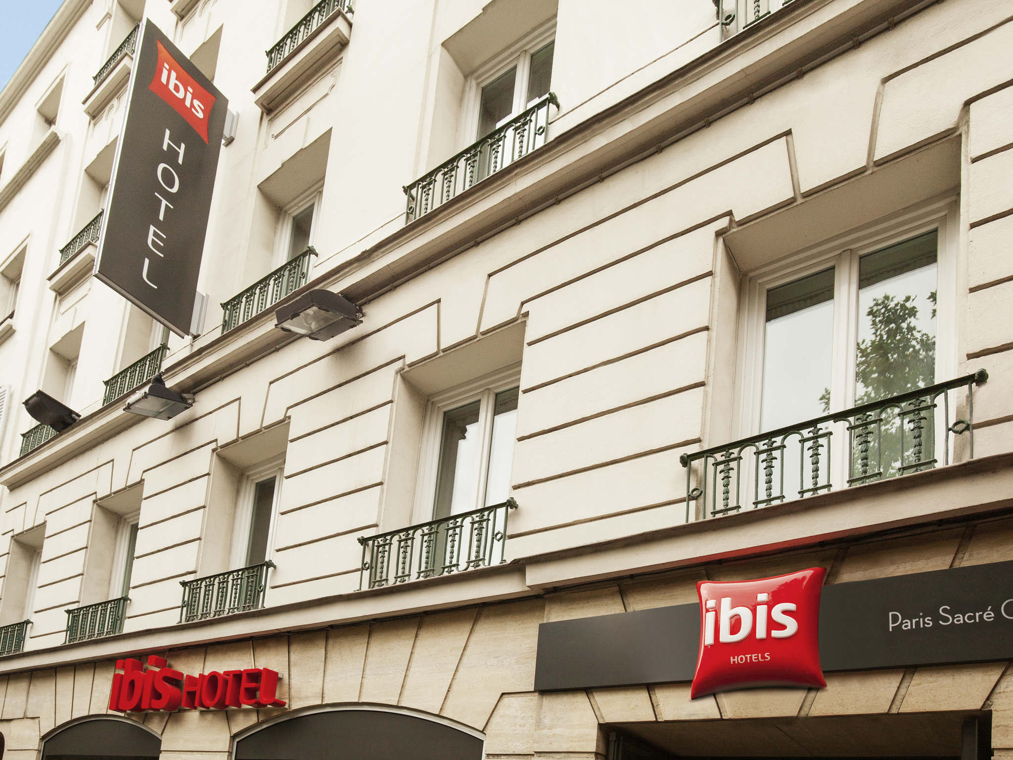 Hotel Ibis Paris Sacre Coeur 18th