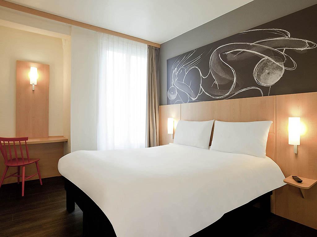 hotel in paris ibis paris sacre coeur 18th