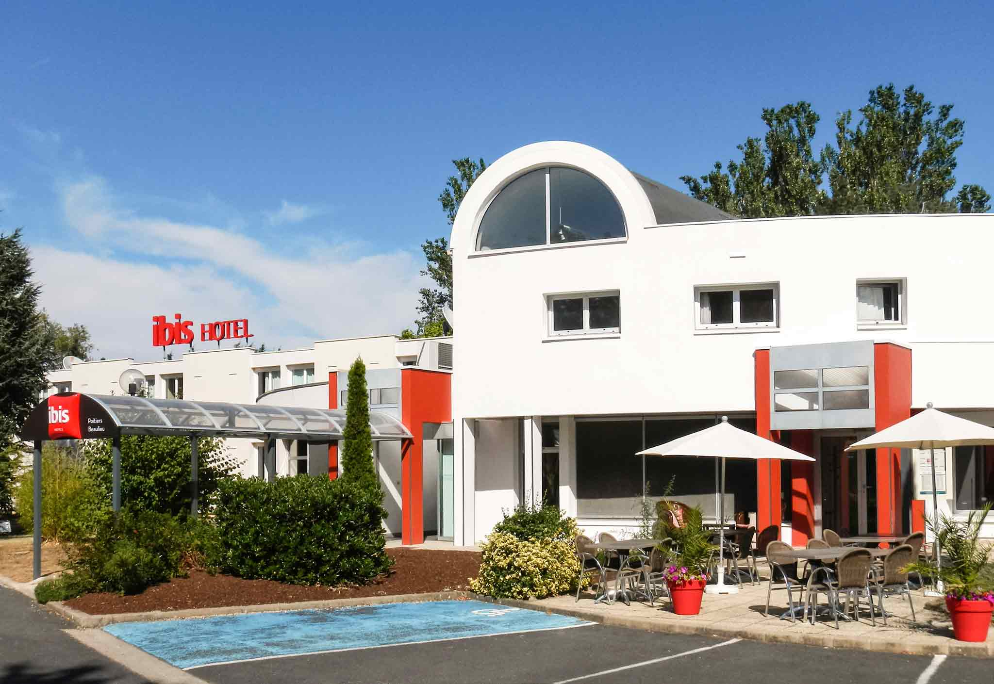 酒店 – 宜必思普瓦捷博利厄酒店