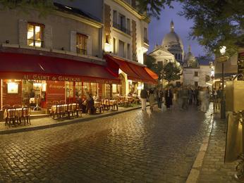 Hotel pas cher paris ibis paris montmartre 18 me for Hotel pas cher ce soir