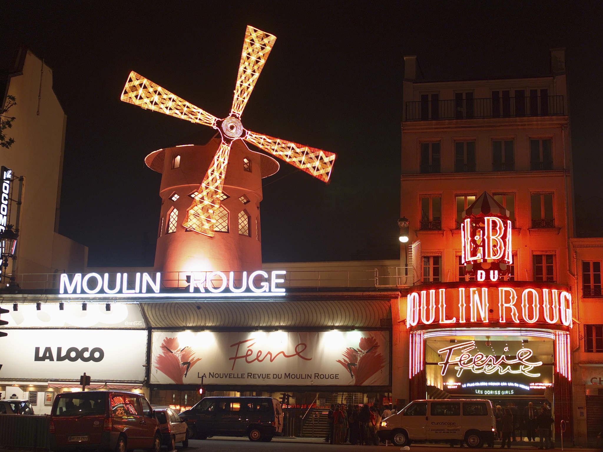 Hotel in PARIS ibis Paris Montmartre 18¨me