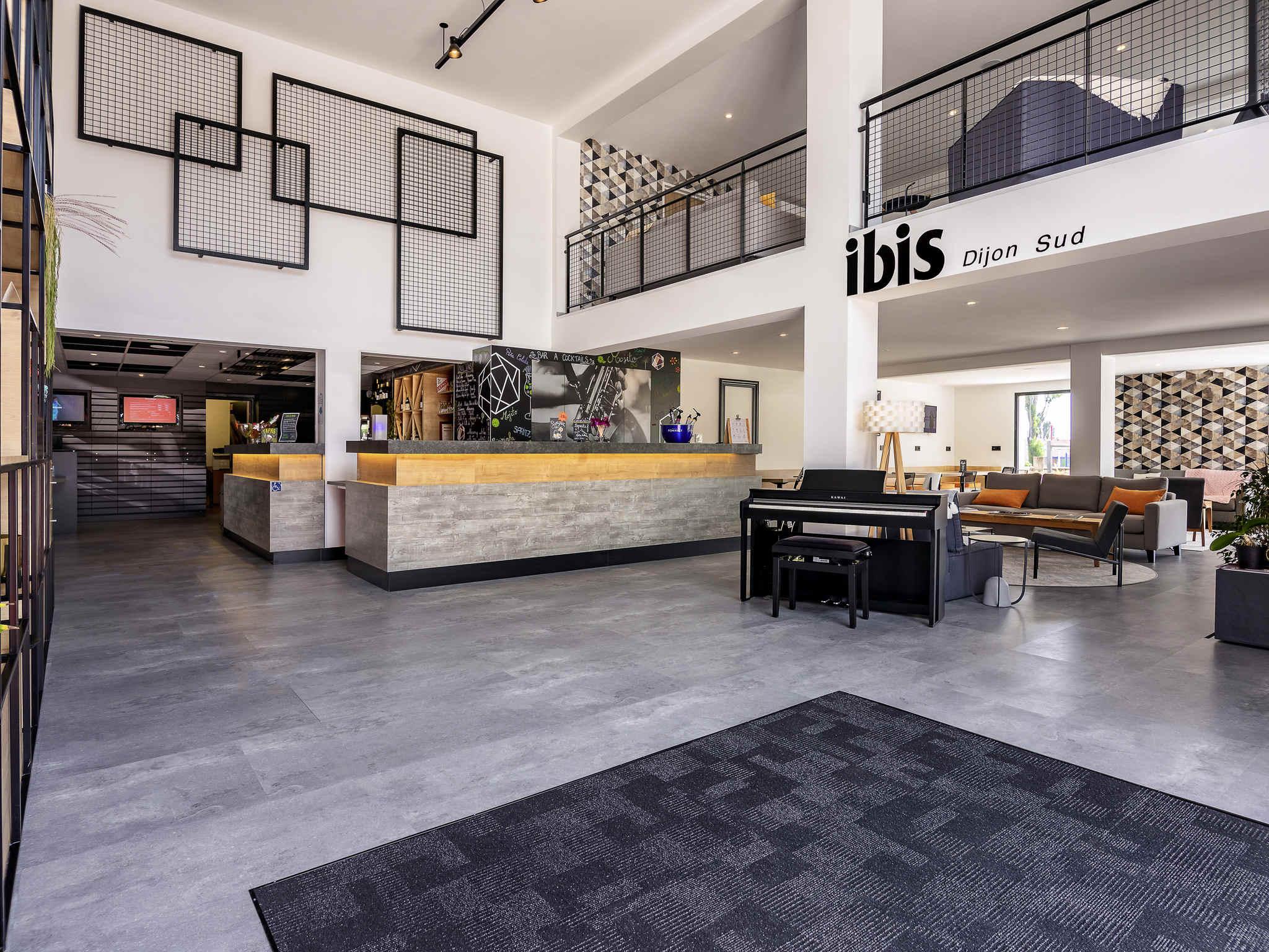 โรงแรม – ibis Dijon Sud