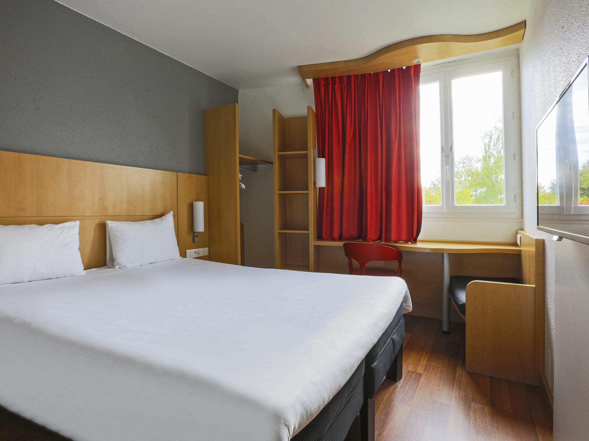 ホテル – ibis Châlons-en-Champagne