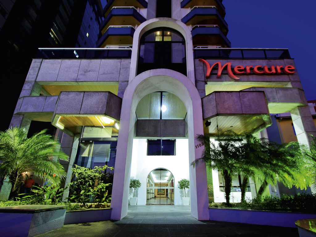 Mercure Florianopolis Centro Hotel Book On The Official Website All