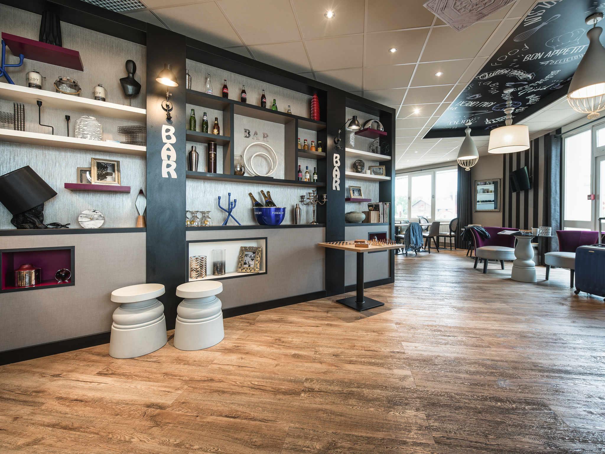 โรงแรม – ibis Styles Rouen Nord Barentin