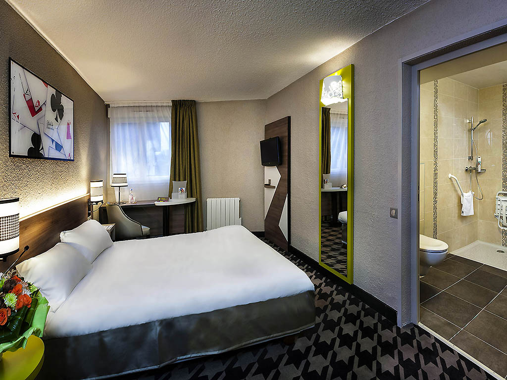 Hotel pas cher barentin ibis styles rouen nord barentin for Hotel pas cher a