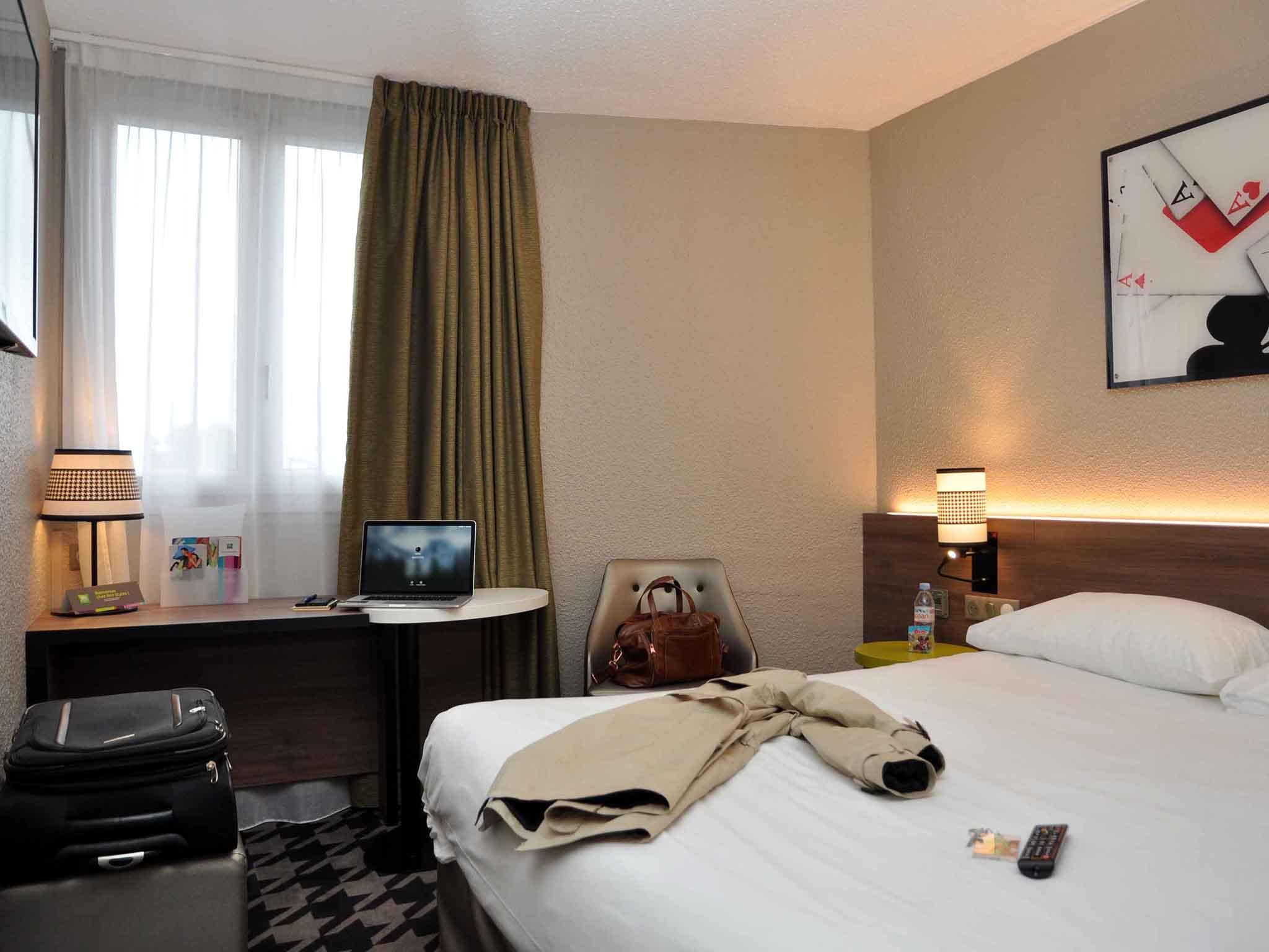 Hotel a barentin ibis styles rouen nord barentin for Adagio rouen