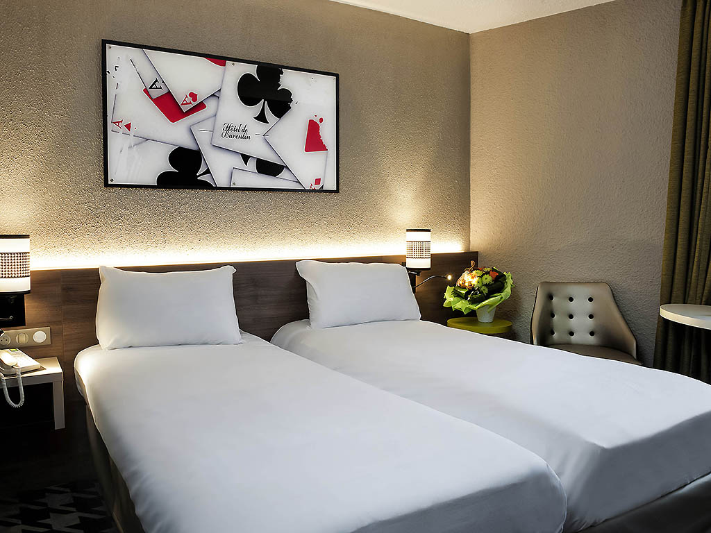 Hotel in BARENTIN - ibis Styles Rouen Nord Barentin