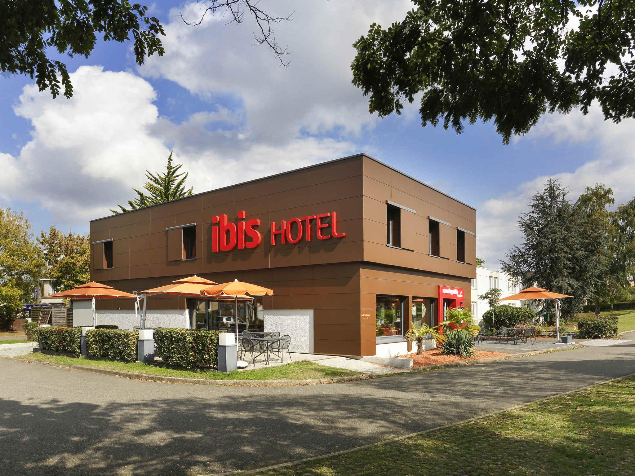 Отель — ibis Ле-Ман Эст Понтлье