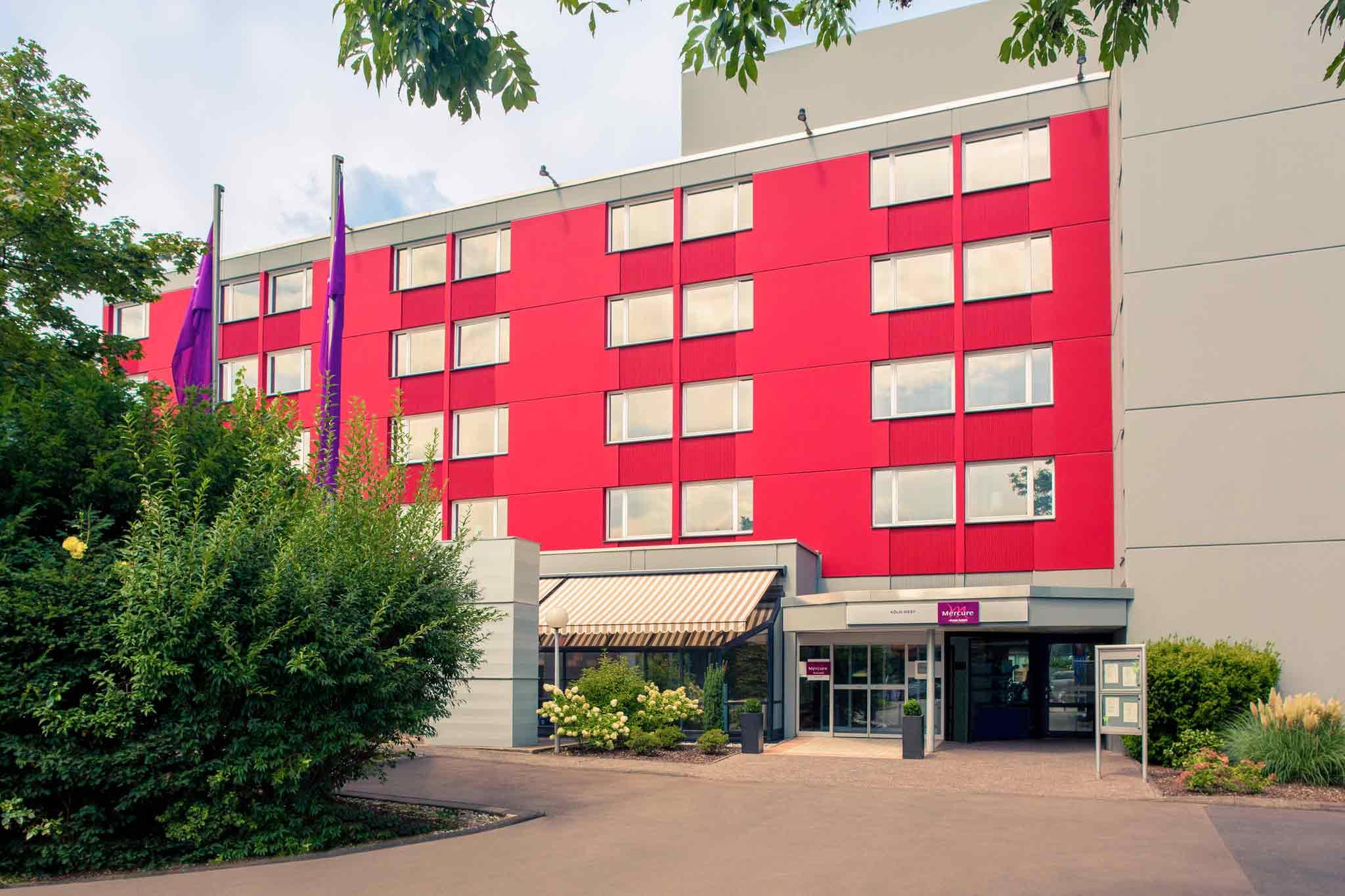 โรงแรม – Mercure Hotel Koeln West
